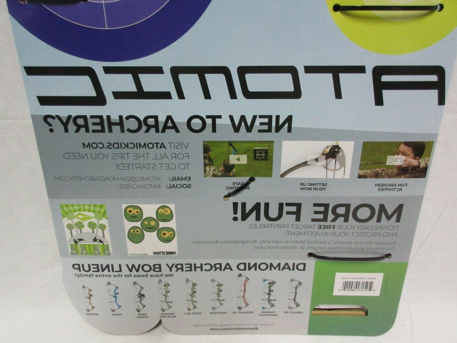 Diamond Camo Bow kit 6-29# package