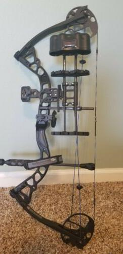Diamond Infinite Edge Pro Compound Bow Package Right Hand BL