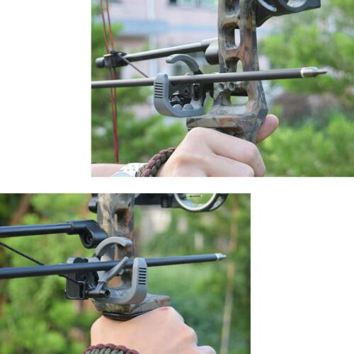 Drop Away Arrow Rests Left Hand for Compound Bow Hunting Arc