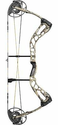 DIAMOND ARCHERY Edge 320 32in 7-70lbs Left Hand Kryptek High