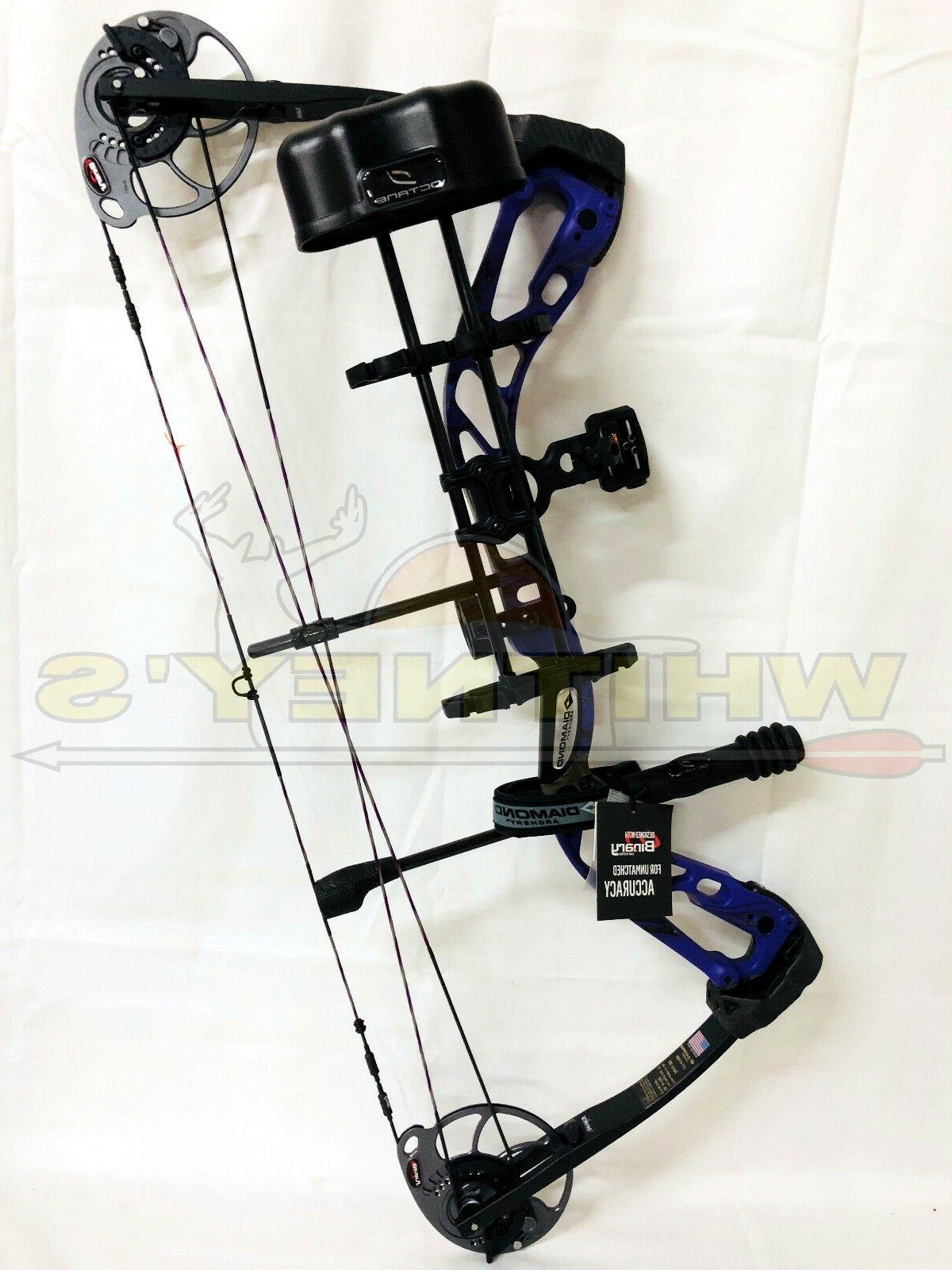 "Diamond Archery A12700 Edge SB-1 Bow 30"" PKG Right Hand 70lb"