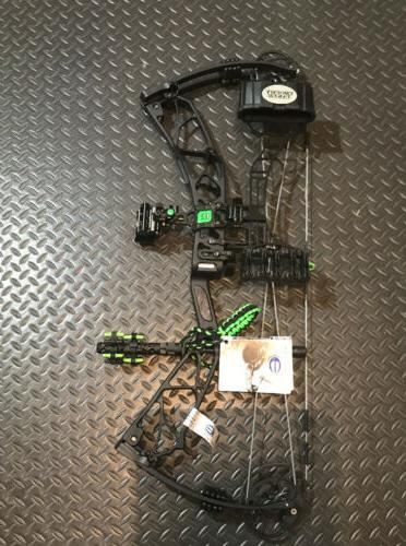 Elite Option 7 Compound Bow End NEW 55-65lb