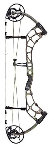 Bear Archery Escape Left Hand 60-70# Xtra Camo Compound Bow
