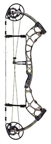 Bear Archery Escape Left Hand 60-70# Xtra Camo Compound Bow