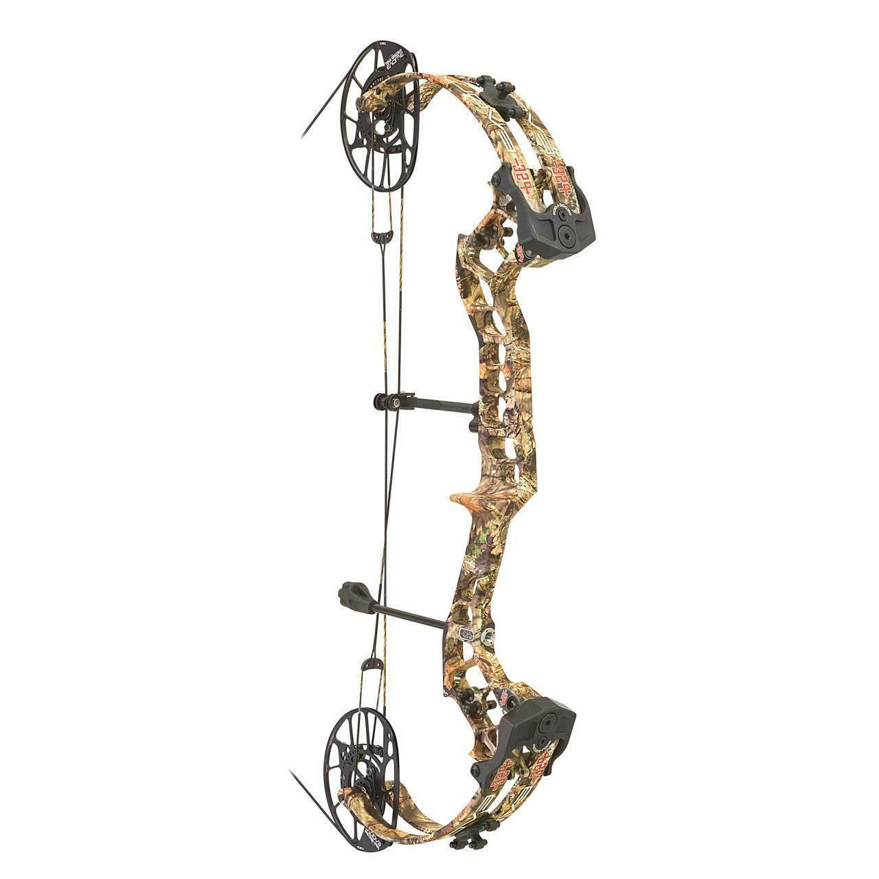 evolve 28 country camo 70 lbs right