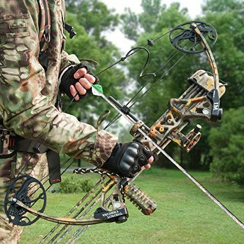 "Compound Bow USA Warehouse,Topoint Archery Package,M1,19""-30"" Draw Draw IBO Limbs USA"