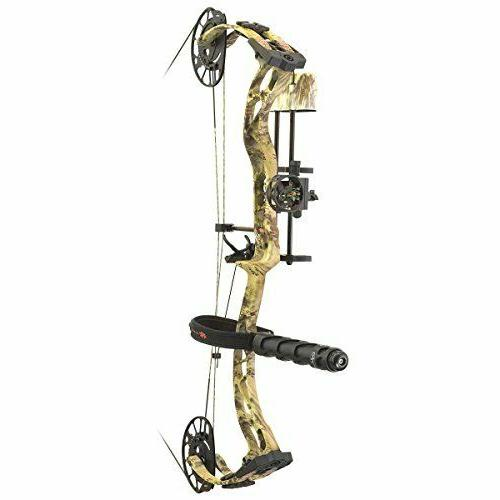ferocity rts pro compound bow package right