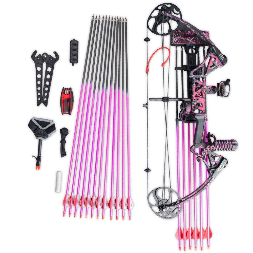 <font><b>Compound</b></font> <font><b>Package</b></font> Archery hand Archery Hunting CNC <font><b>Bow</b></font> 19-70lbs Shooting d