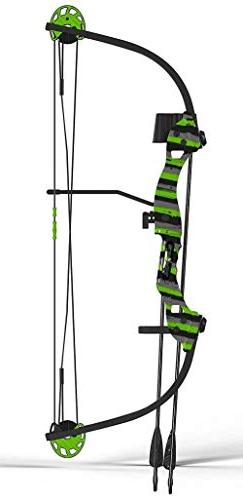Compound Bow for Girls, Barnett Tomcat-2 Youth Set for Kids,
