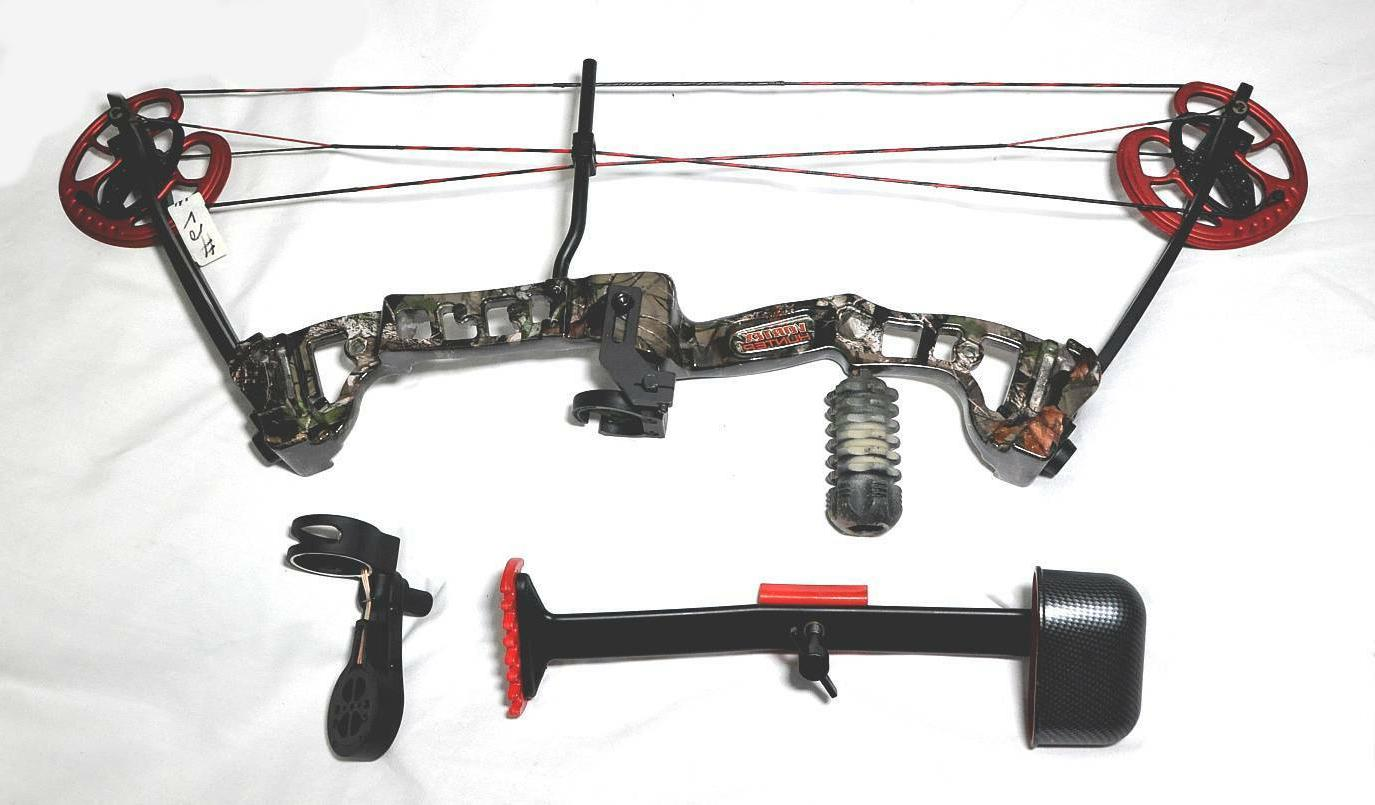 hunter by vortex compound bow 60 lbs