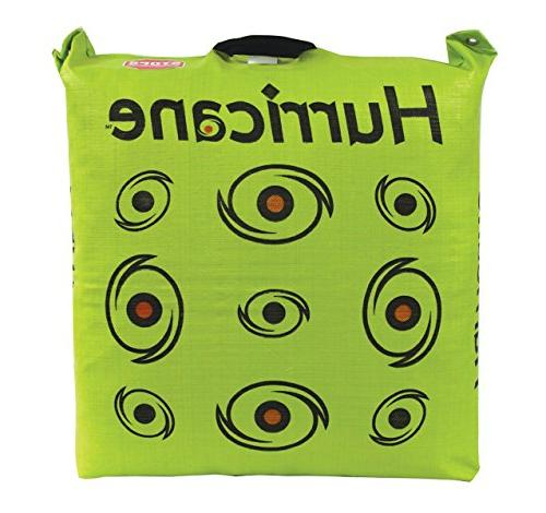 hurricane archery bag target h28