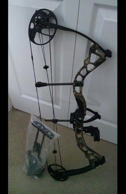 infinite edge pro right handed hunting bow