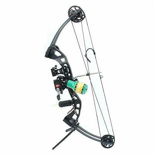 Hunting Fishing Compound Recurve Bow Fishing Spincast Reel Shooting Bow Tool