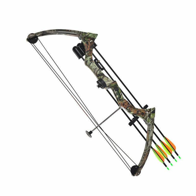 JH7474 20lbs Compound Bow Hunt Fishing