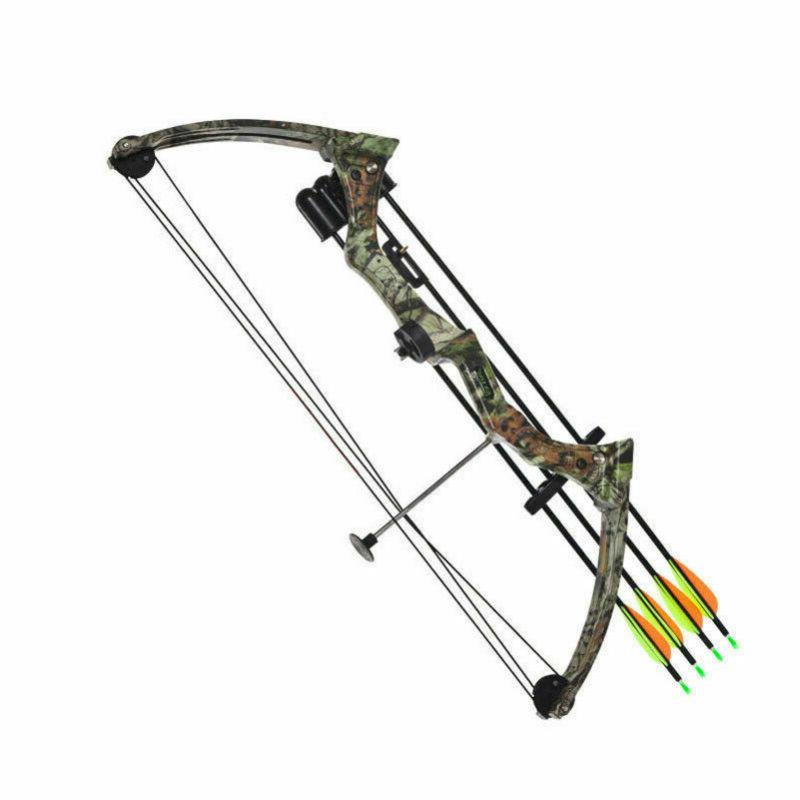 JH7474 Traditional Compound Bow Outdoor Fishing Bow
