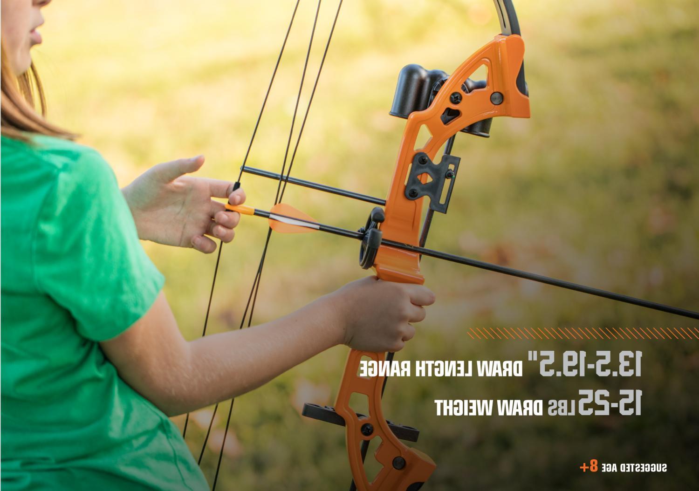 Kids Compound Practice Archery Hunting