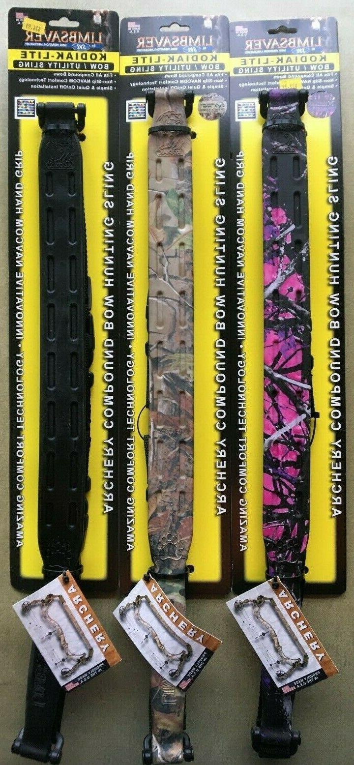 kodiak lite bow sling compound bow sling