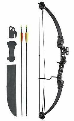 "Leader Accessories -Compound Bow 19-29lbs 24"" - 26"" Archery"