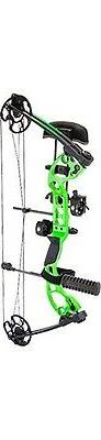 Quest Left Hand Greon Radical Bow Package, Neon Green