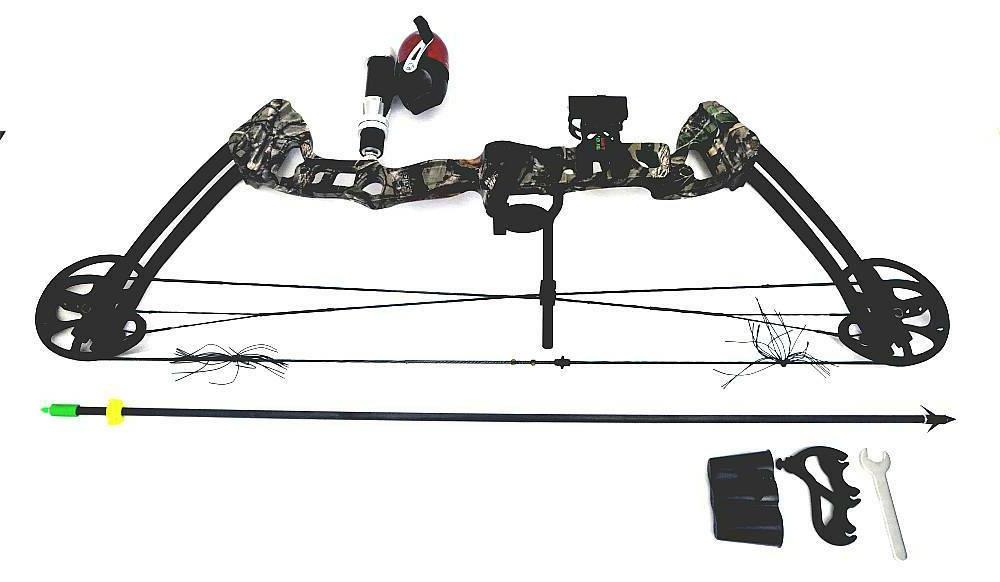 "Barnett "" VORTEX"" Compound Bow 45 lbs.BowFishing - Hunting w"