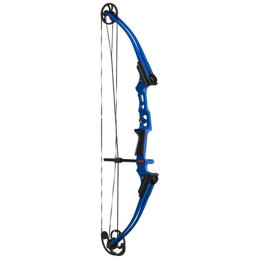 Genesis™ Mini LH Compound Bow, BLUE