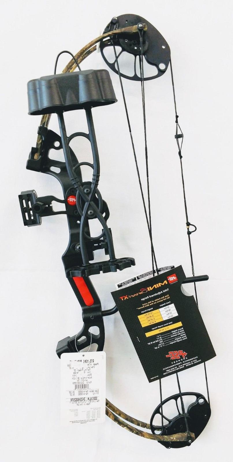 PSE Miniburner to Shoot Package