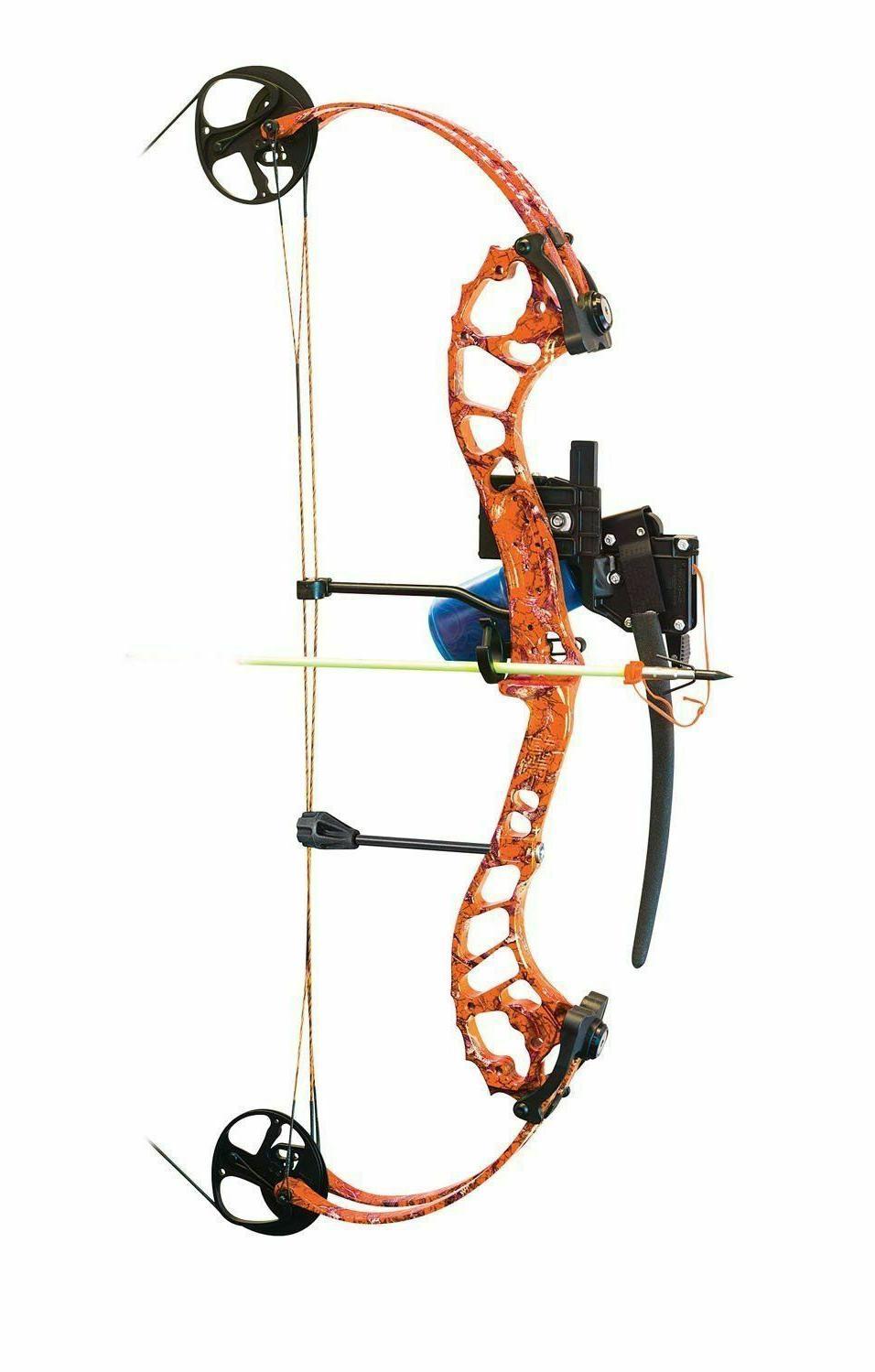 mudd dawg compound bow bowfishing rig right