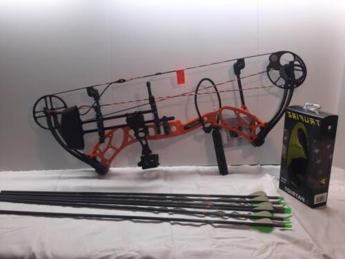 new 2016 fred bear marshal orange bow