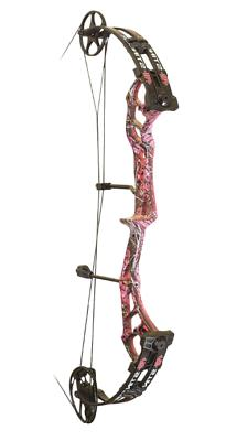 New PSE StingerEXT Compound Bow Only Right Hand 55# Muddy Gi