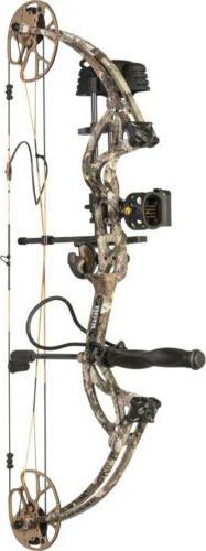 New 2019 Bear Archery Cruzer G2 RTH 5-70# Left Hand Veil Sto