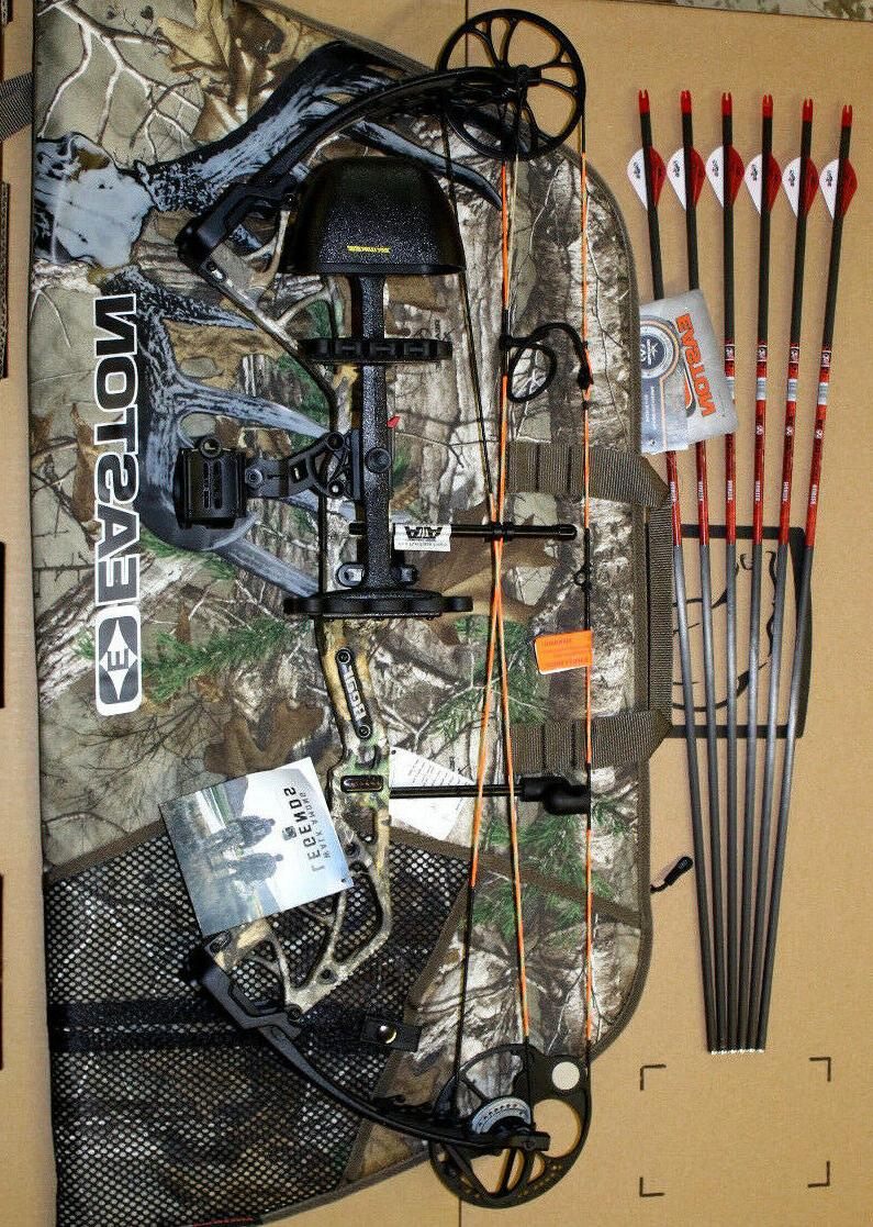 New 2019 Bear Realtree Camo HUNT PACKAGE