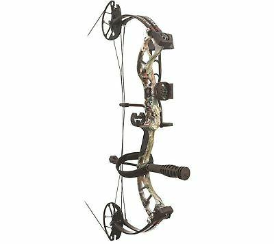 new 2019 archery uprising compound bow package