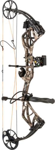 New 2019 Bear Archery Species 70# LH RTH Package, Bow w/ Arr