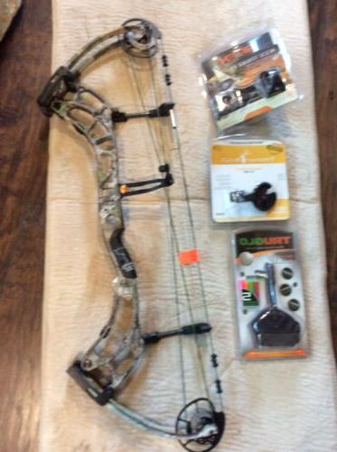 New Bear Archery Escape SD 40-55# Sight Release