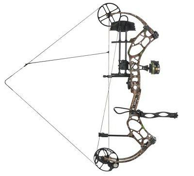 New Bear Archery Marshal RTH Bow Package Timber