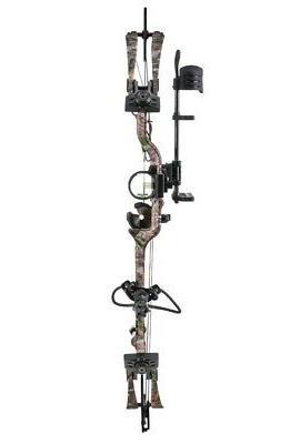 New Bear Archery RTH Hand Bow Timber Camo