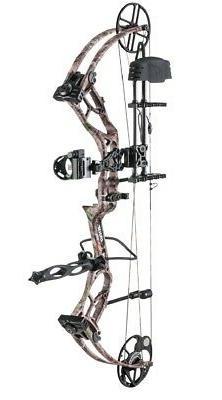 New Bear Archery RTH 70# Hand Bow Timber Camo