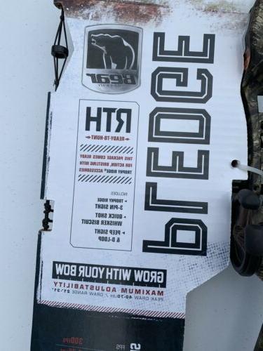 New Bear RTH RH Compound 70# A7AT1117WM Cruzer