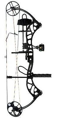 New Bear Archery Wild RTH 60# Right Hand Bow Package Shadow