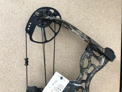 NEW Bear Archery Pledge Camo Bow Model Handed