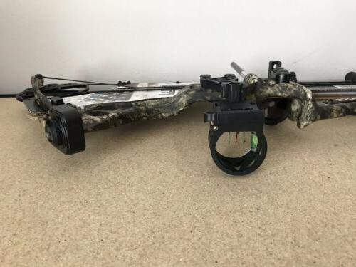 NEW Camo Compound Bow Model Right Handed
