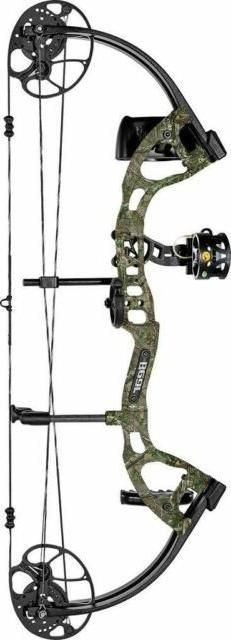 New Bear Cruzer Youth Bow Complete To Right