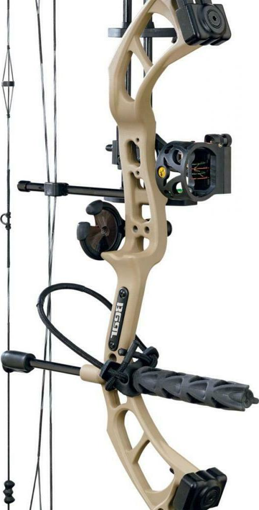 New Bear Ready Compound Bow 5-70# Left