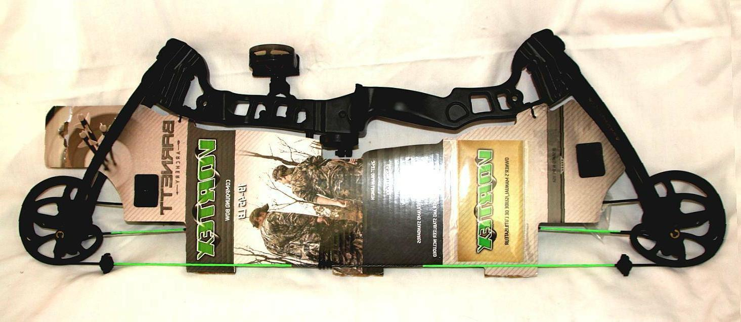 new edition of 1105 model compound bow