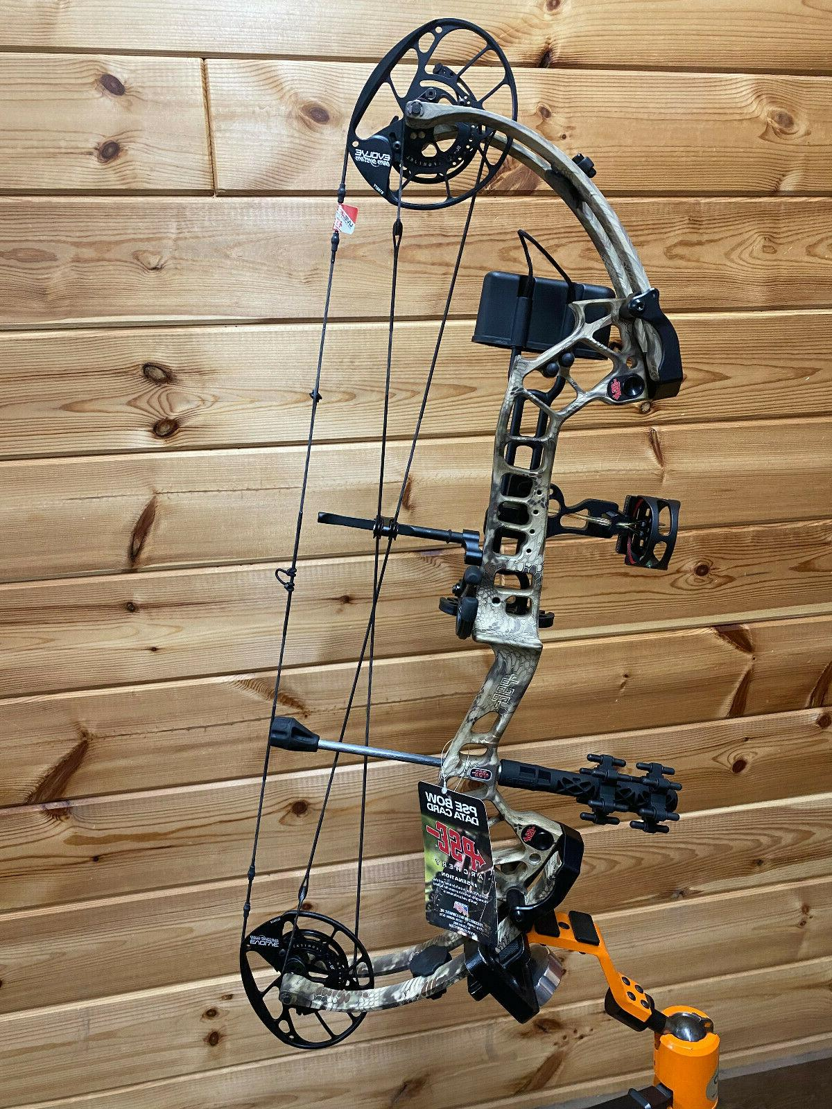 NEW PSE 28 Compound 70 Lbs Hunting