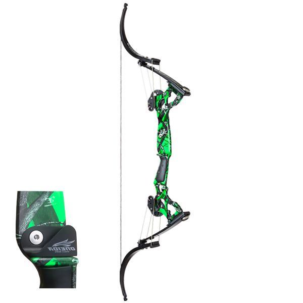 new osprey rh medium green ams oneida