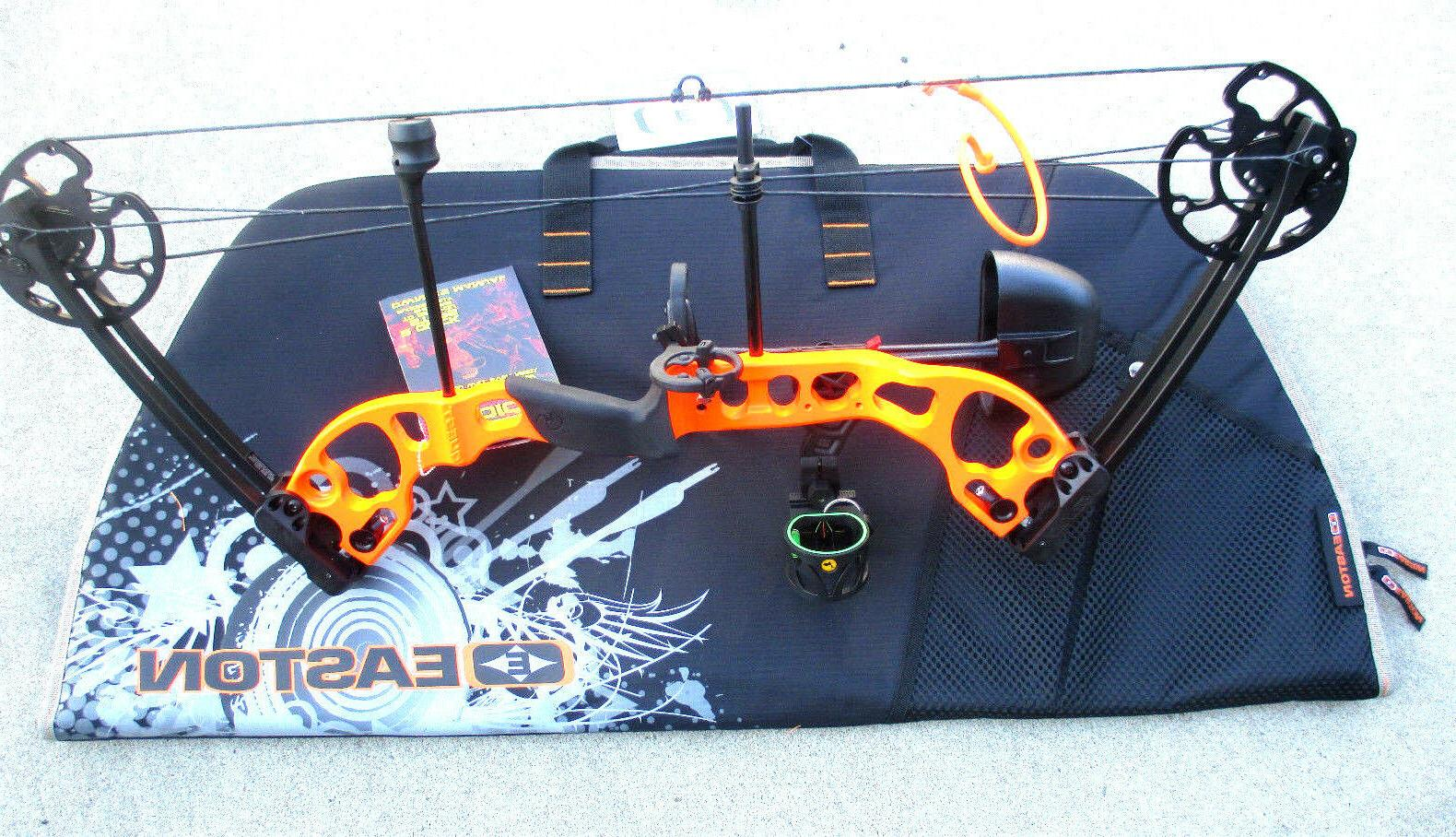 """NEW G5 Bow 17 to 70# 17.5 """"/ 30"""" CASE"""