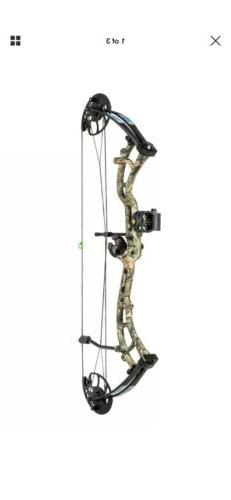 New Bear Salute Bow 50-70# Complete Ready To Hunt Package Ri