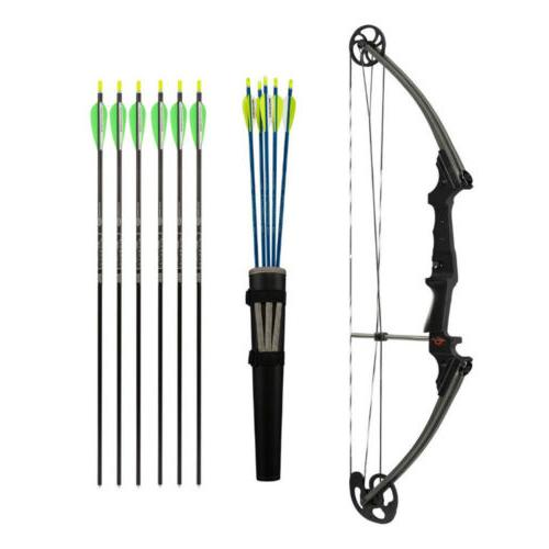 original bow kit with arm guard quiver