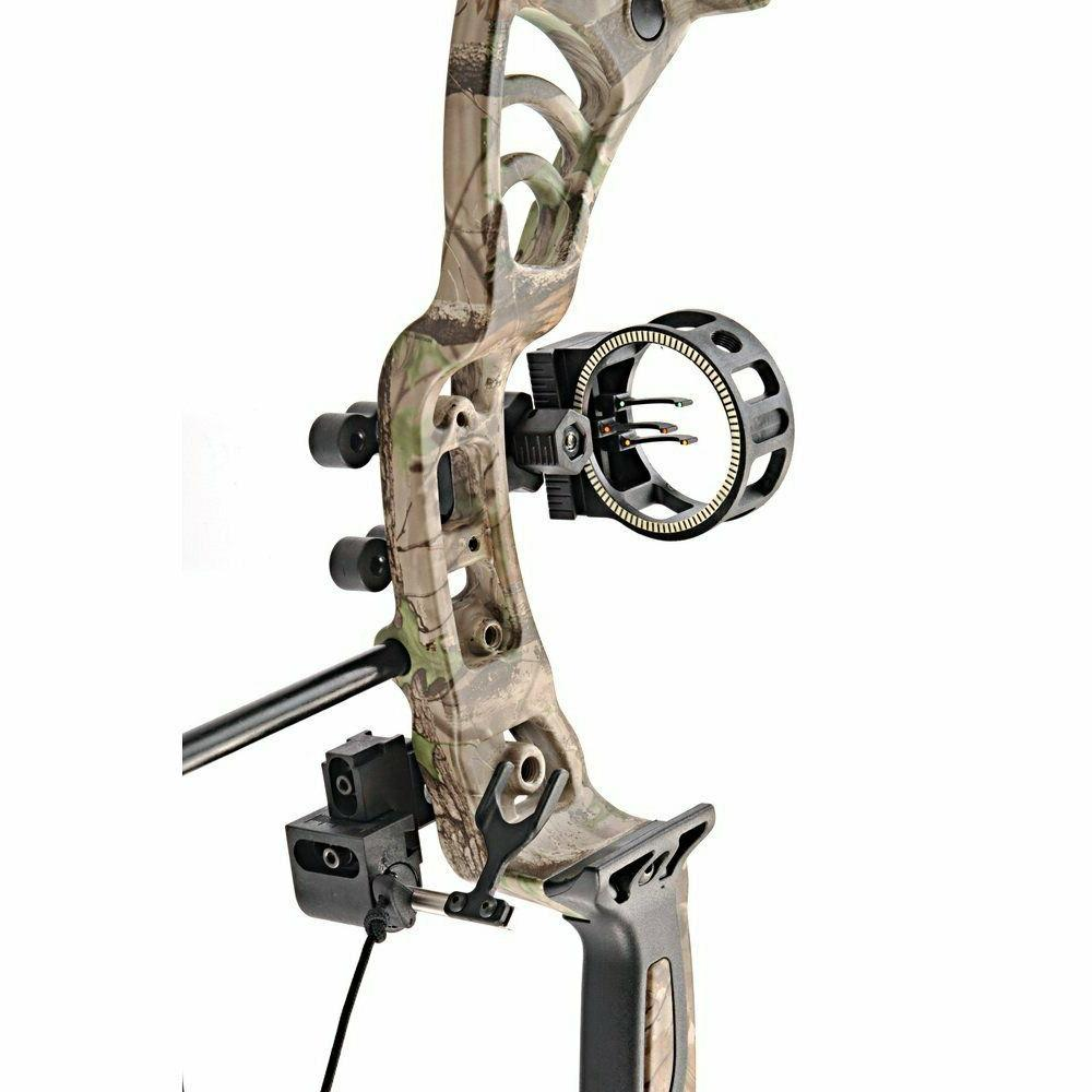 XGear Outdoors Compound Kit Lbs 19 Speed 296FPS